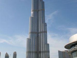 Behind the facade of Dubai