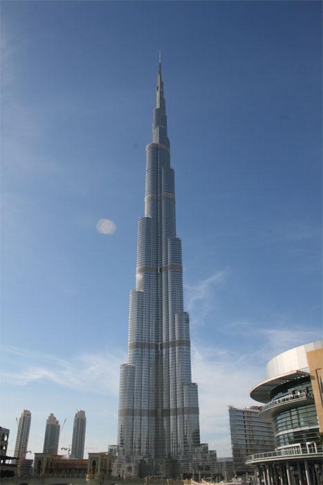 The Burj Khalifa also revives the
