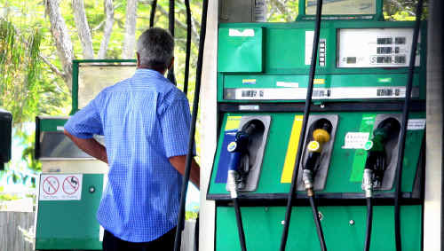 FUEL price hikes on the way before Christmas.
