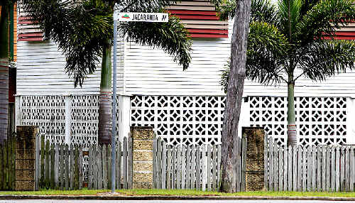 Jacaranda Avenue in Tweed Heads West is at the centre of a spill between residents and a local youth gang.