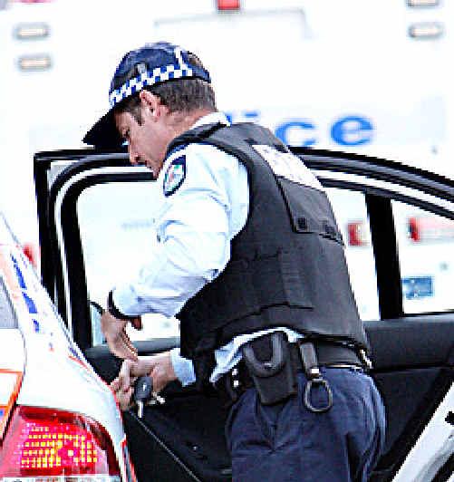 Police are investigating a shotgun blast at Bundall.