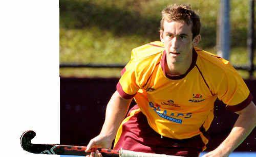 Former Kingscliff hockey player Jason Wilson is an Australian Kookaburra squad member.
