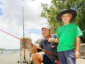 Capricornia MP cops bucket over recreational fishing tackle