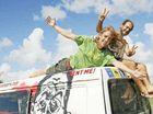 Tourists say van is Wicked