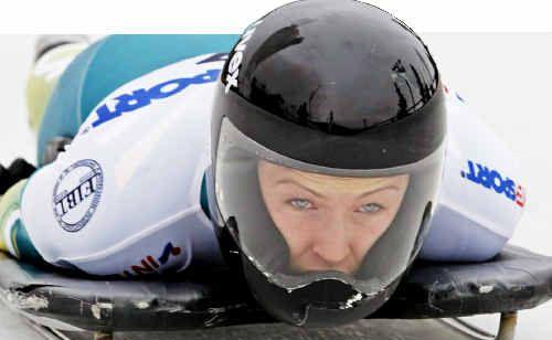 D-day for Bundaberg ice maiden Michelle Steele