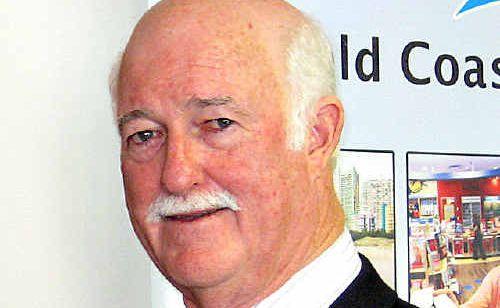 Tourism Minister Peter Lawlor