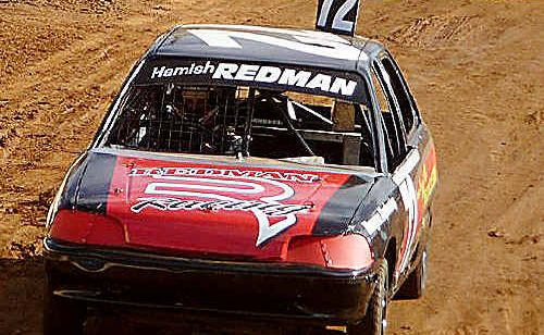 Hervey Bay's Hamish Redman (above) and Tinana's Mitchell Thomsen (right) will be two of the three young Fraser Coast drivers who will have a chance to get in the Maryborough Sporting Car Club history books this weekend.