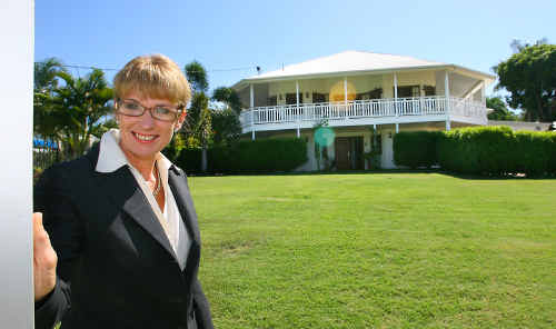 Pat O'Driscoll's Penny Keating says auctions in Rockhampton were well attended on the weekend.