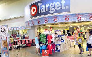 Work on a facelift for Target at Centro is expected to start next week.