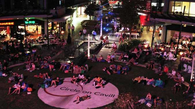 Crowds flocked to Movies on the Green last weekend, and new movies will run each Sunday at Surfers Paradise until the end of January.