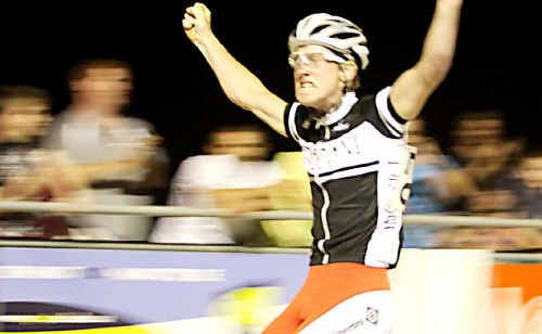 George Tansley stepped in to town for the weekend and cleaned up Rockhampton's biggest race of the night and left the locals far behind.