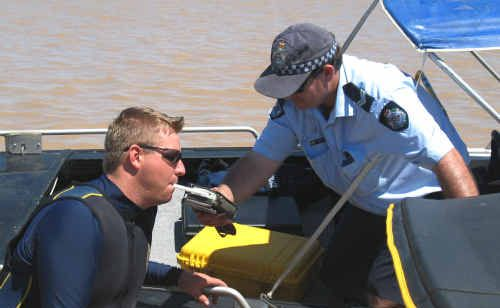 Boaties can expect an on-water RBT blitz.