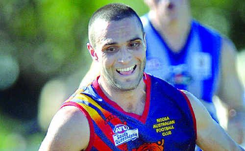 Lucas Matthews has returned to the Noosa Tigers as the 2009 beaten finalists aim to go one better this year.