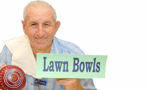 Bill Downie from Bundaberg Bowls Club was calling for recruits at the University of the 3rd Age information day at CQUniversity yesterday. If statistics are correct, he will not have any trouble attracting members in the future.