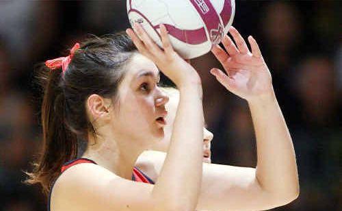 Former Across The Waves player Ameliaranne Wells has been selected in the under-21 Australian indoor netball team and under-19 Queensland outdoor team.