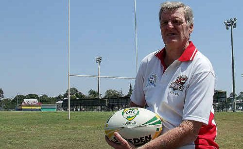Queensland Rugby League Wide Bay Division official John Bignell will be watching the Hervey Bay Seagulls closely.