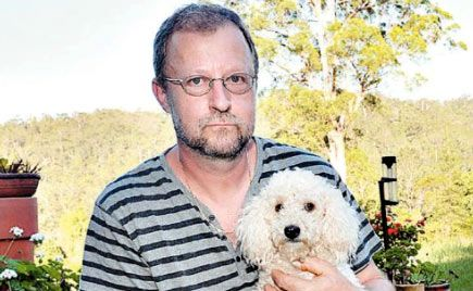 Belli Park resident Frank Jasinski says dingoes are terrorising other local animals in the area.