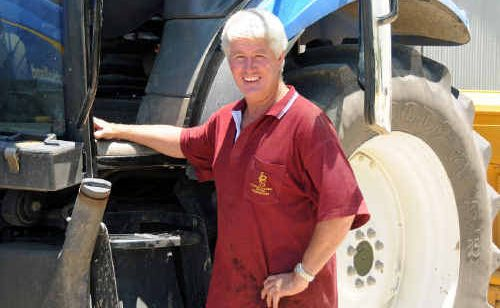 Harwood Cricket captain and Chatsworth Island cane farmer Tim McMahon has spent more than 50 years behind the stumps.