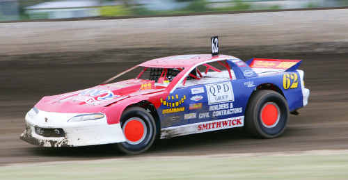 Justin Smithwick will be in action in the Sport Engines Super Sedan Development series.