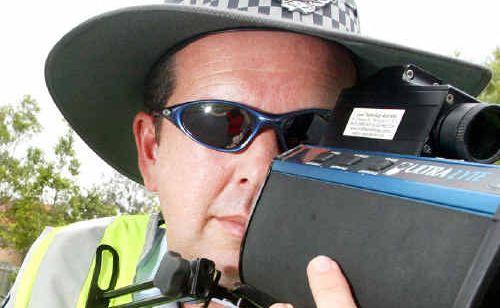 Acting Inspector Ewan Findlater