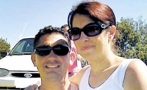 Joe and Carole Sherry, pictured, tragically drowned at South Ballina.