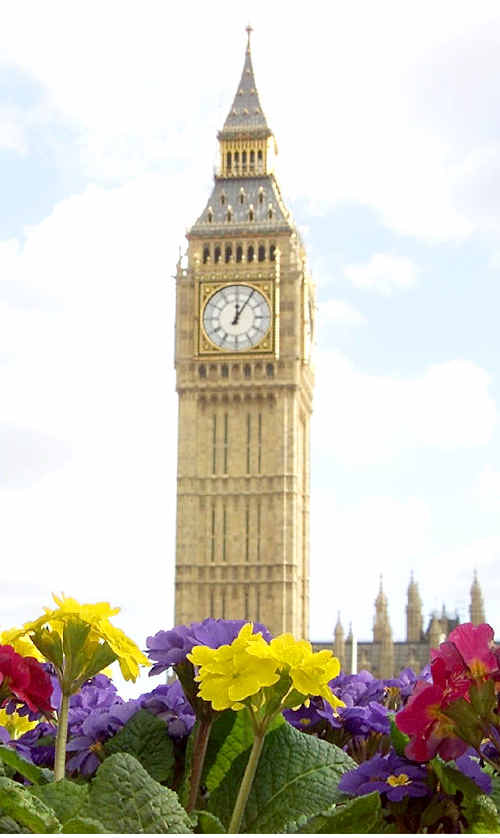 Big Ben, is set to be named