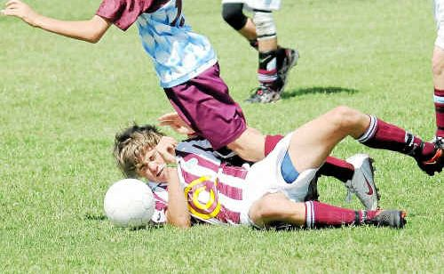 Gympie soccer players are looking forward to hosting state players in Gympie.