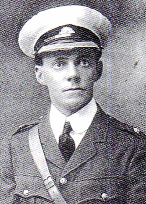 Lieutenant Colonel Ignatius Norris a few months before he died in a German machine gun attack at Fromelles.