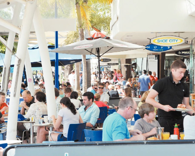 A cut in weekend penalty rates could have a big impact on Coast restaurant owners and staff.