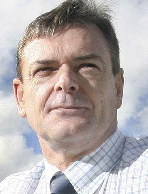 Ipswich Turf Club boss Brett Kitching.