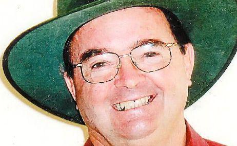 Former Gympie man and renowned bush poet Noel Stallard