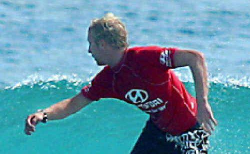 TWEED'S Matt Alderidge in the 2009 Malfunction.