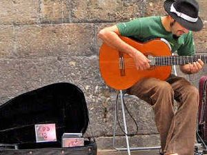 Buskers ready for a glorious return to Mary St