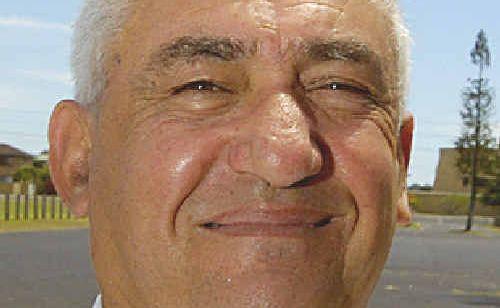 Ballina Shire Council mayor Phillip Silver.