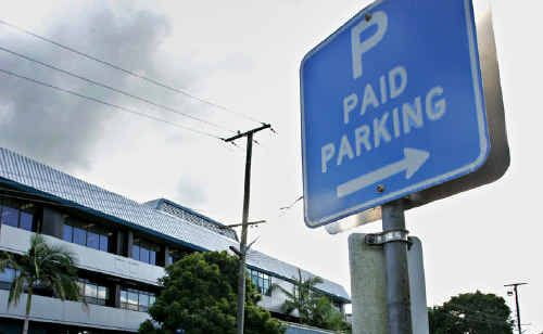 PARKING WOES: the Daily's readers question why our valued nurses have to walk up to 15 minutes late at night to avoid paying for car parking.