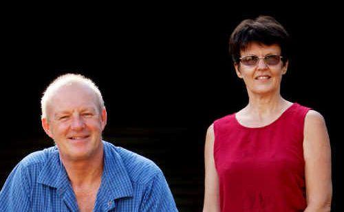 Glen and Kaylene Dore.
