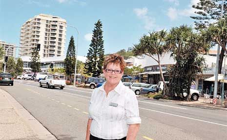 Coolum Business and Tourism president Judy Osborne says traders are looking forward to a better year.