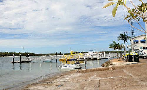 The Norman Point marina plan will now go to Peter Garrett for environmental assessment.