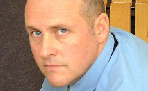 Det Sgt Matt Kehoe.
