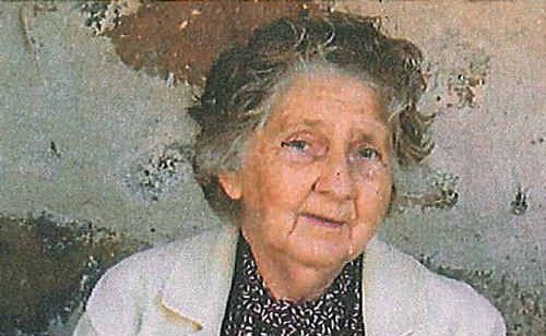Iris Temperley, who died after being attacked.
