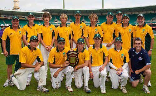 Michael Clarke Twenty20 Cup winners, North Coastal.