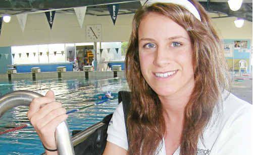 Warwick swimmer Tegan Warrener has won the 2009 Daily News/Warwick Credit Union Junior Sports Star of the Year award.