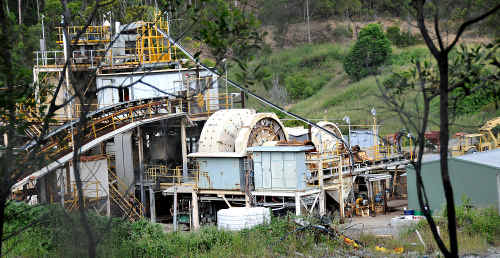 THE Gympie Eldorado Gold Mine ore processing plant along with other equipment is now for sale; Buka Gold is selling off all assets from the site.