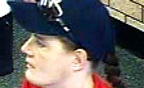 This CCTV image of Ipswich mum Dulcie Birt at Booval Fair on October 21 was the last time she was seen alive.
