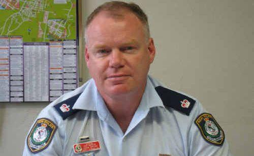 Detective Chief Inspector Jason Breton.