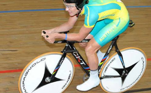 Cycling champion Jordan Kerby will represent Australia at the world titles in Italy later this year.