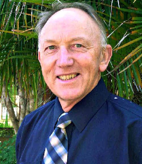 Cr Mark Troy.