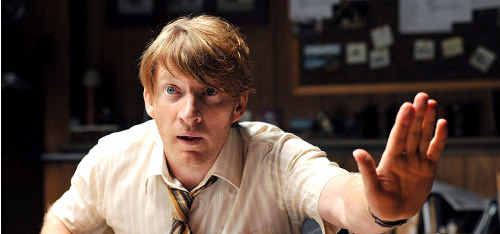 DAVID Wenham stars in the award winning Australian film G.O.D. which will play at the Heart of Gold film festival.