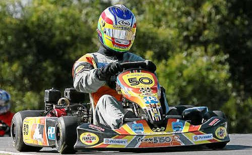 THE Cooloola Coast Kart Club hosts the Gympie 7 Hour this weekend.
