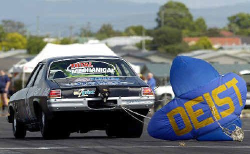 Strip promoters say allowing young drivers to race will give teens the opportunity to hone their skills in a safe environment, but road safety advocate Rob Wells is against the idea.